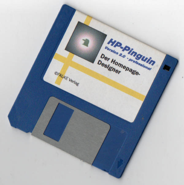HomePage Penguin 2.x disk